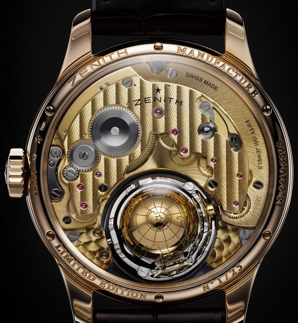 Zenith Academy Christophe Colomb Hurricane Watch Hands-On   aBlogtoWatch