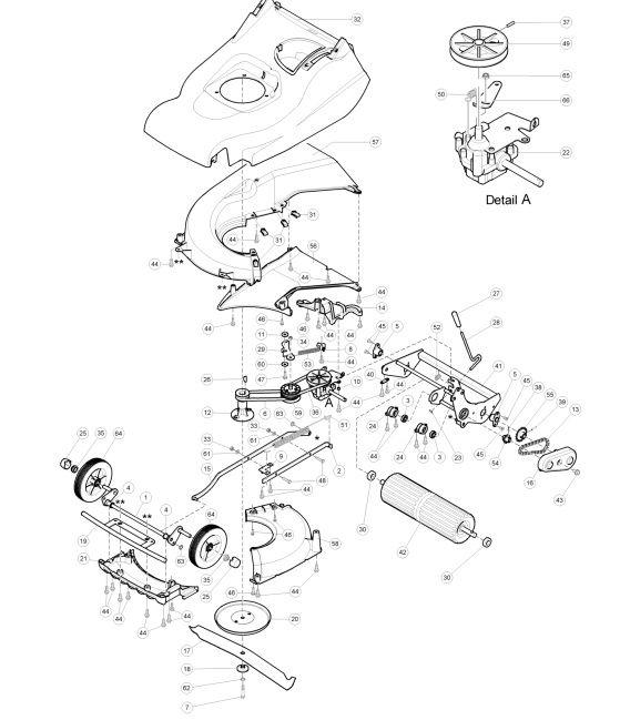 Harrier Engine Diagram