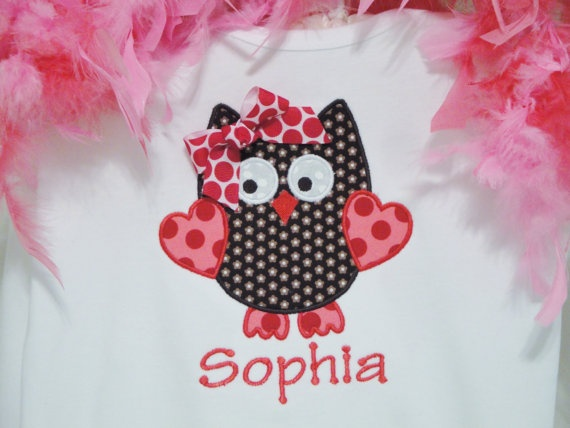 Valentine s sweets valentine goodies ideas personalized owls