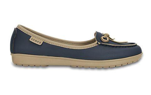 Chaussures Crocs, achat Crocs Women's Wrap ColorLite™ Ballet Flat pas cher prix promo 49,99 € TTC sur Crocs.fr