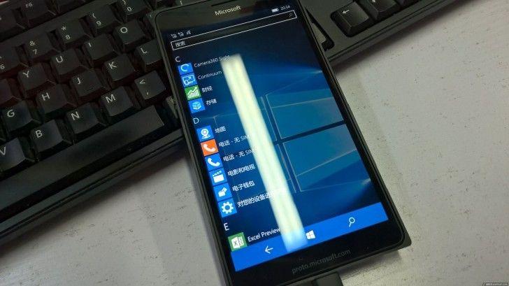 nice Los Microsoft Lumia 940 y 940XL se lanzarán el 19 de octubre