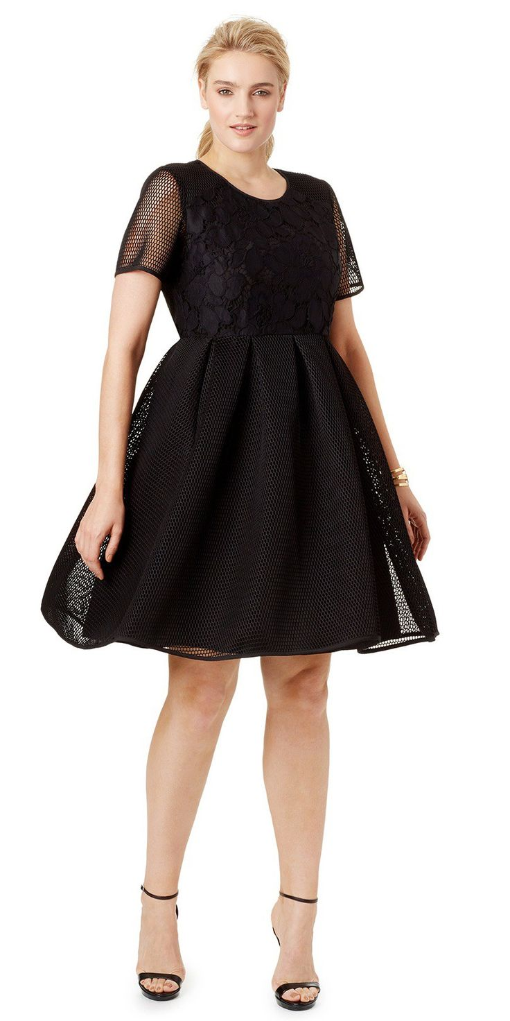 Fabulous  Plus Size Wedding Guest Dresses with Sleeves