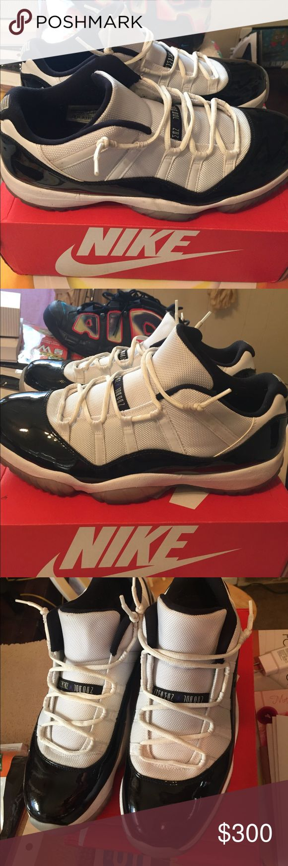 Air Jordan retro 11 low concord. Air Jordan retro 11 low concord. Jordan Shoes Athletic Shoes