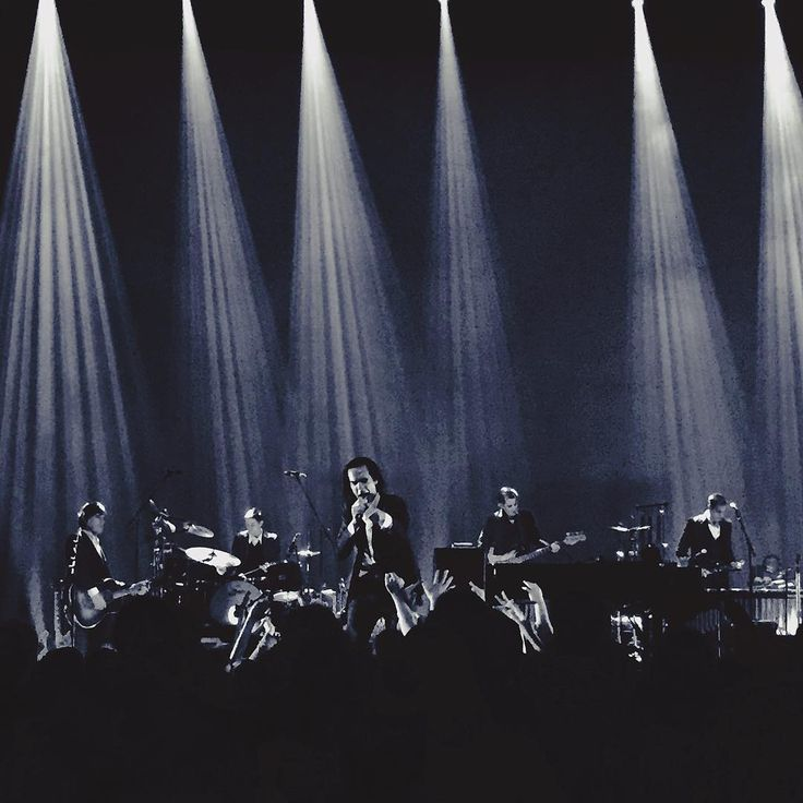 June 22, 2017 - The Queen Elizabeth Theatre, Vancouver CAN (repost from Nick Cave @nickcaveofficial on Instagram, photo by @sarah.hunt.jewelry)