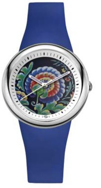 Item of the Day (6.22.12) PeaceLove, a group of mental health advocates and artists determined to break the silence surrounding mental illnesses, have collaborated with Philip Stein on a cool watch collection.