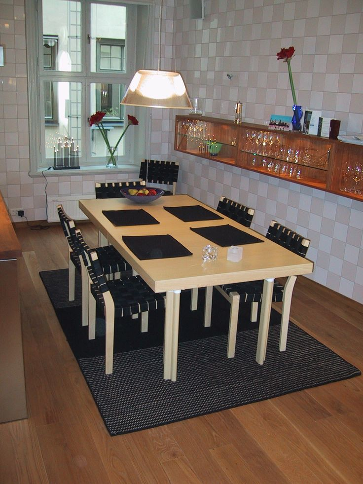 Arthur Sundqvist Architects, Kitchentable