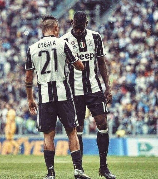 Oni są teraźniejszością i przyszłością Juventusu Turyn • Paul Pogba i Paulo Dybala tworzą historię Juve • Wejdź i zobacz więcej >> #pogba #dybala #juve #juventus #football #soccer #sports #pilkanozna