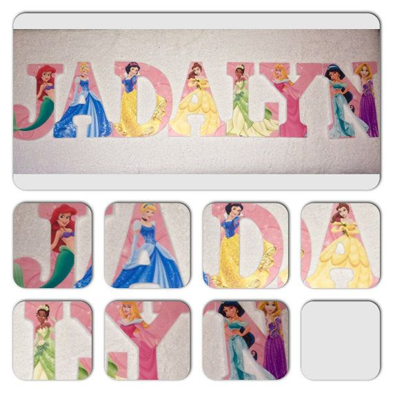 disney princess letters 17 best images about you name it custom creations on 351