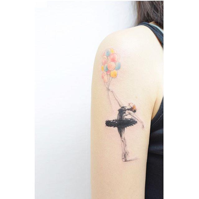The Pure Minimalism Of Banul | Tattoodo.com