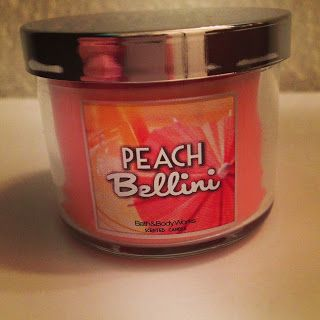 Bath and body works candles :D I never had one, but I just imagine they are so good.
