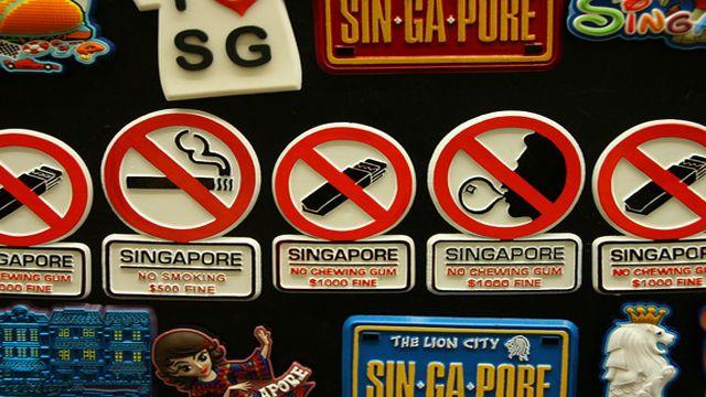 Chewing gum (Singapore)