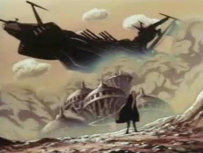 Le vaisseau est le death shadow 2 que l 39 on voit dans l for Que visiter dans le 78