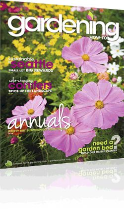 National Home Gardening Club Magazine