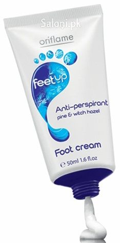 Oriflame Feet up Anti-Perspirant Foot Cream 50 ML