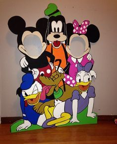 Mickey mouse clubhouse Birthday Party decorations by LittleGoobers