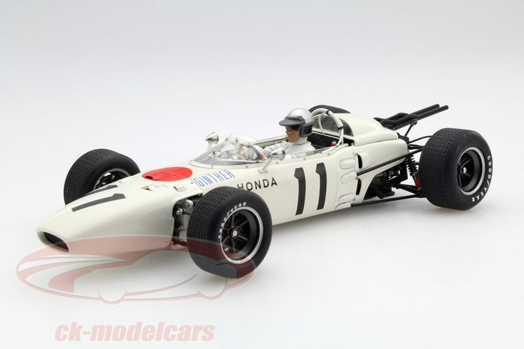 Honda RA272, Formula 1 GP Mexico 1965, No.11, Richie Ginther, Honda Team. Minichamps, 1/18, Limited Edition 2000 pcs. Price (2016): 360 EUR.