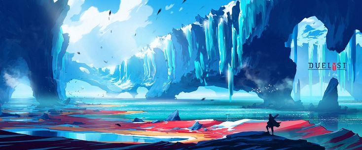 ArtStation – The Frozen Floes of Northern Celandine, Anton Fadeev