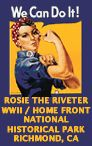Mom worked in The Shipyards too! A Secretary in The Kaiser Steel Building. Always a Secretary. My love of work comes from her.  Rosie the Riviter National Historical Park...so worth seeing and The Red Oak Ship is there to go aboard, even on the sunny days.