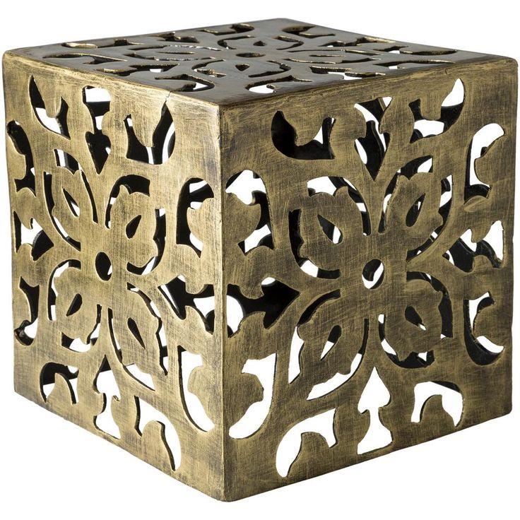 Ari Gold Accent Table