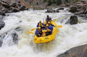17 Things To Do In Breckenridge This Summer: even though rafting is a fear of mine! Traumatized as a kid.