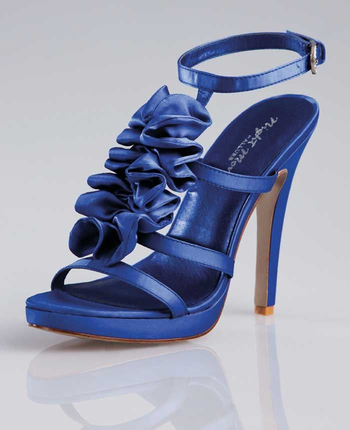 Mirage Prom Heels by Night Moves for Prom 2011