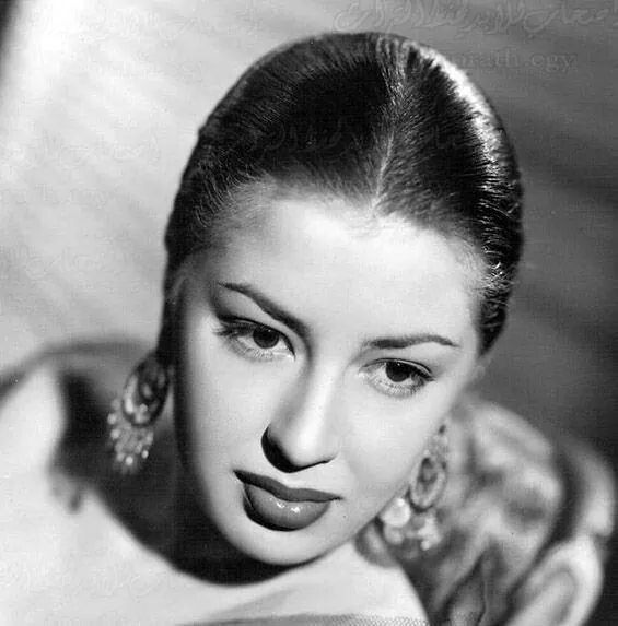 Camelia, a famous Jewish Egyptian actress in the 1940's