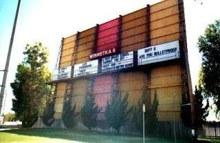 winnetka drive in theater san fernando valley history