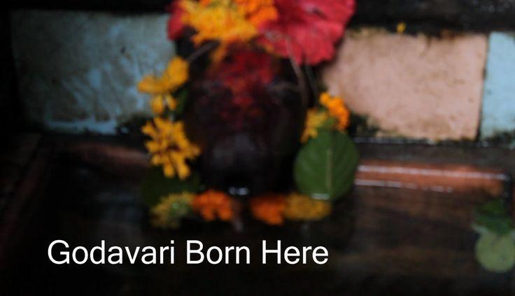 Bahubali Hills Nashik to Triambakeswar - Godavari Born Face Rare Weather...