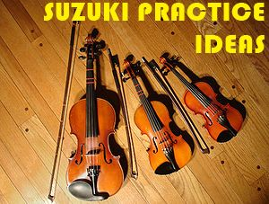 Suzuki Violin Practice Ideas. Repin  share with other Suzuki enthusiasts! Visit www.teachingmytoddlers.com for more early learning resources.