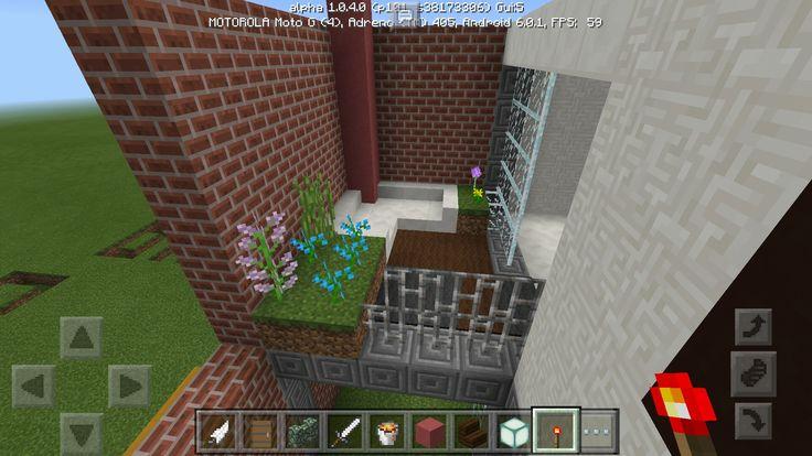 Mini Terraza habitación principal