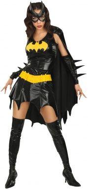 Sexy Batgirl™ pak voor dames
