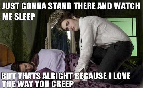 """This """"Love the Way You Lie"""" reference. 