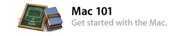 Mac 101-self paced help course for your Mac!  Learn all about your Mac.