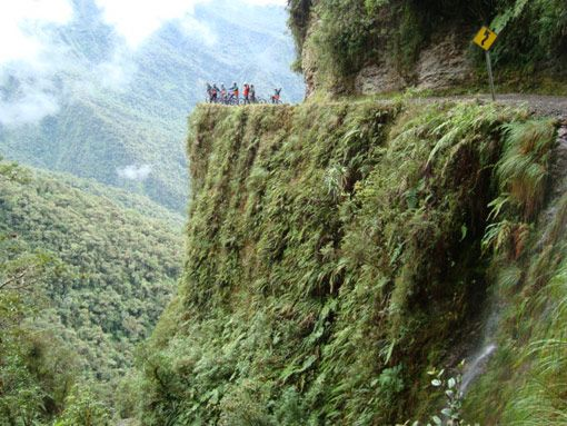 boliviaHoliday, Danger Roads, Places To Travel, Favorite Places, Death Roads Bolivia, Families, Adventure Travel, Fascinatingplacestotravel Com, Beautiful Bolivia