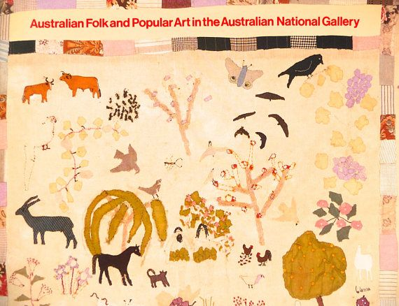 Australian Folk and Popular Art in The National Gallery Book