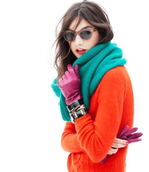 such rich colors!: Colour, Colors Combos, Winter Colors, J Crew, Scarves, Jcrew, Colors Blocks, Bold Colors, Bright Colors