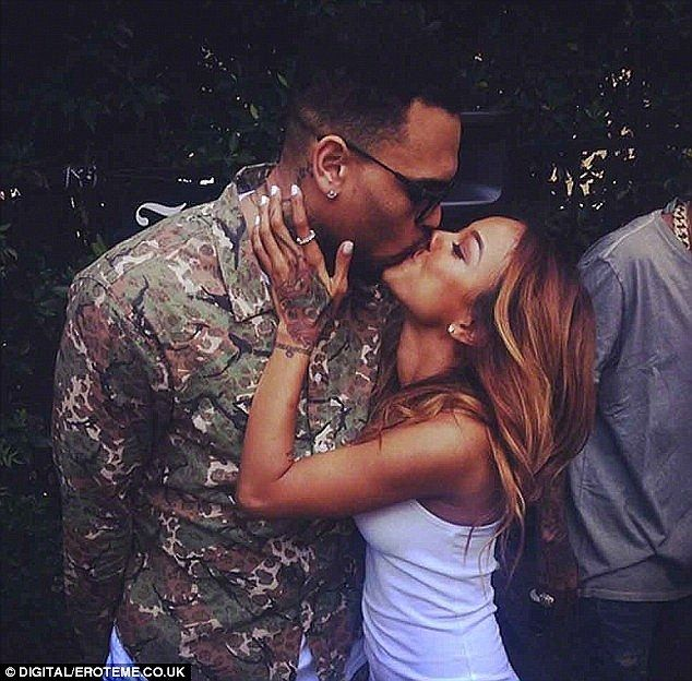 """""""WHEN THE ANSWER IS SIMPLE, GOD IS ANSWERING.""""...Ruf ;-)  Nothing Goes Unseen Under """"The Sun""""  Karrueche Tran 'dumps' Chris Brown as he parties hard in St. Tropez"""