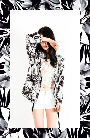"""""""There Are No Rules!"""" BERSHKA April LookBook A play on texture and colour.  #BershkaTrends #lookbook #fashion:"""