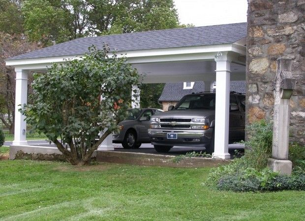 17 best porte cochere ideas carport drive thru images on for Carport additions