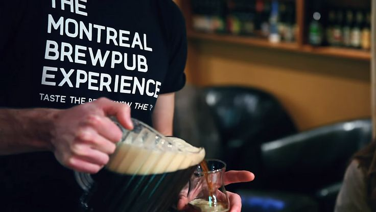 Enjoy the Montreal Brewpub experience Beer Tour through the Entertainement district. Includes a small poutine, cheese, meat and chocolate beer pairings.