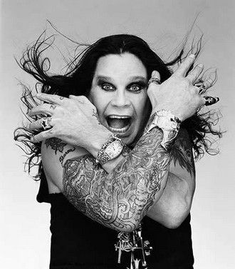 Ozzy Osbourne...just the best picture of Ozzy ever