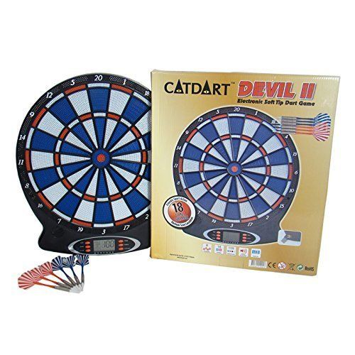 Gamesson 3 Ft Striker Table Top Football - Blue/Green/White. Cadart?Devil?ll?electronic?dart?Target. n/a.