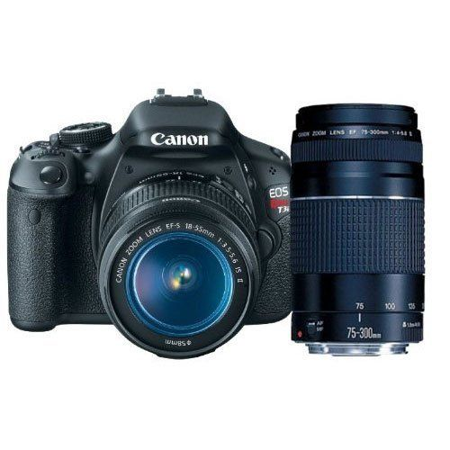 Canon EOS Rebel T3i 18 MP Camera Reviews