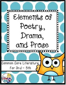 This set is filled with fun, original poems, mini-plays and pieces of prose that your students will enjoy. Lots of variety and great short pieces of literature. $