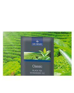 Sir Henry Tea - Classic 25 x 1,75gr