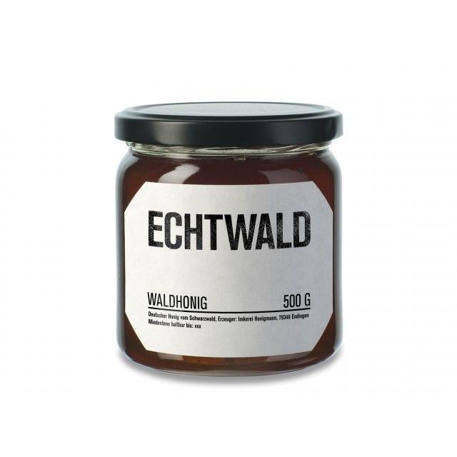 ECHTWALD Waldhonig (500g)   selekkt.com