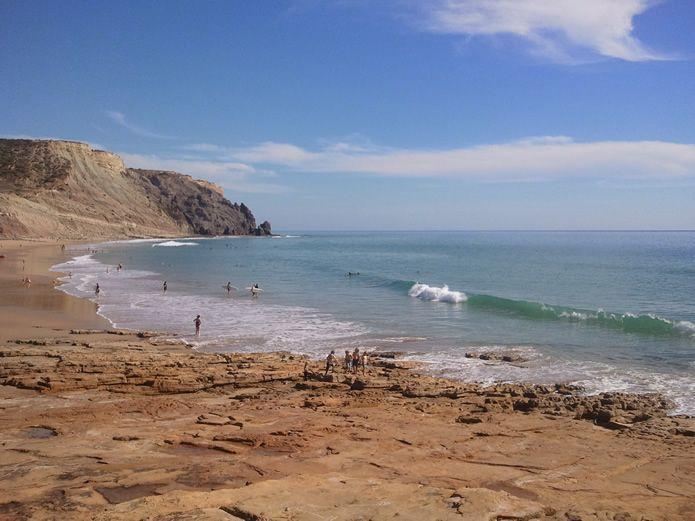 Algarve - Praia da Luz