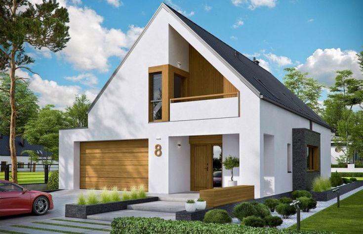 Projekt domu jednorodzinnego Riko III G2