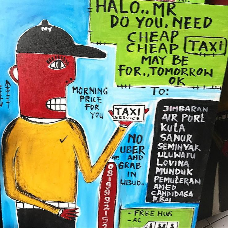 Discovered Mako in Ubud this trip. I LOVE his quirky pairings bought 2 of them.