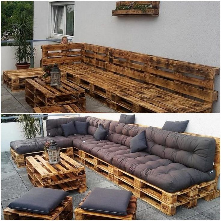 DIY Projects with Pallets